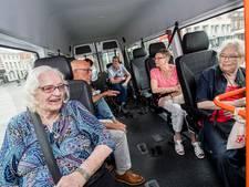 Bergse ouderen reizen door hun verleden