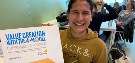 Docententeam Windesheim kan vermogen bijschrijven dankzij nationale onderwijsprijs: 'Zeker blij mee!'