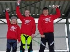 Drie Overijsselse kampioenen bij Lochsprinters