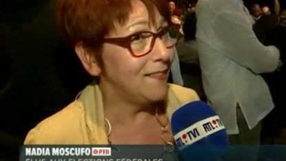 """Nadia Moscufo (PTB) van kassa van Aldi naar federaal parlement: """"Gedegouteerd dat ik plots 6.000 euro ga verdienen"""""""