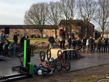 Crossbaan aan Fransebaan Eindhoven geopend