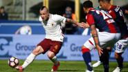 AS Roma met Radja Nainggolan veel te sterk voor Bologna