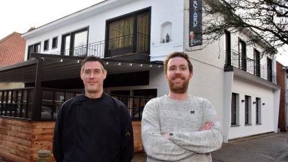 Roel en Dré openen brasserie Torenhof