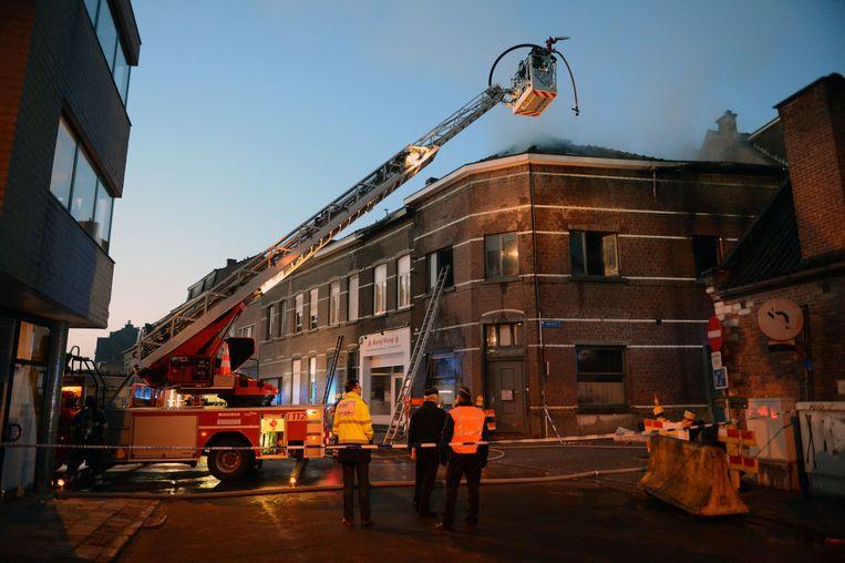 Op 31 januari 2014 stierven de twee jonge Ierse studentes in een zware kotbrand aan de Kapucijnenvoer in Leuven.