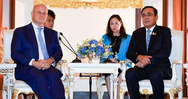 Grapperhaus: Thailand Bereid Te Werken Aan Oplossing In