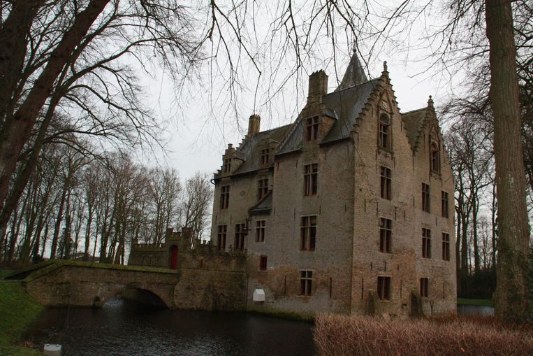 Het kasteel van Beauvoorde wordt de komende jaren gerestaureerd