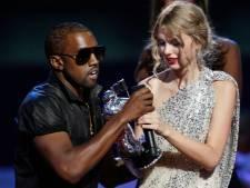 Taylor Swift wil jarenlange ruzie met Kanye West niet bijleggen
