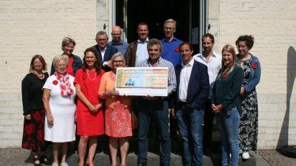 7500 euro voor Hospice de Klaproos