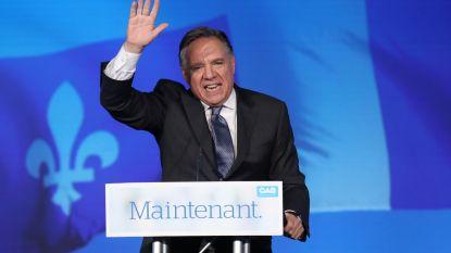 Quebec krijgt nationalistische regering