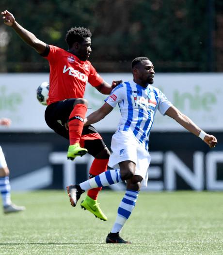 Helmond Sport schiet play-off-wens van FC Eindhoven zo goed als aan diggelen