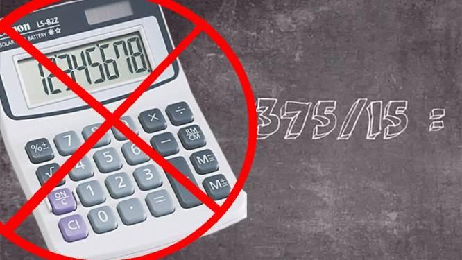 TEST: los jij deze 12 aartsmoeilijke rekenvragen op zonder rekenmachine?