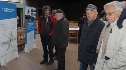 Herentalsenaren talrijk aanwezig op infomarkt over nieuwe brug aan Herenthoutseweg
