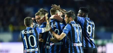 Atalanta Bergamo voor vierde keer in clubhistorie naar finale Coppa Italia