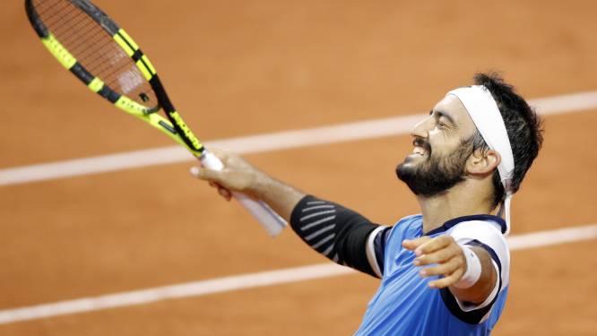 Kwalificatiespeler Giustino wint op één na langste wedstrijd in geschiedenis Roland Garros