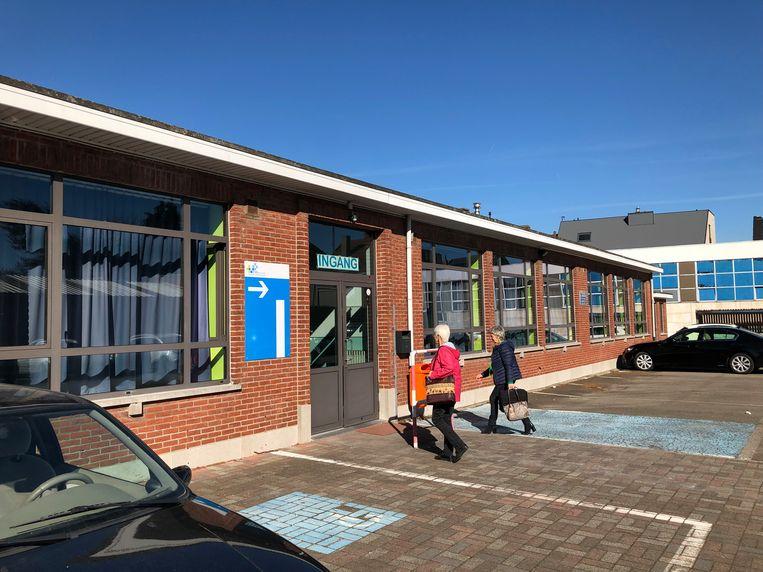 CVO Meise-Jette bevindt zich in de Stationsstraat in Wolvertem.
