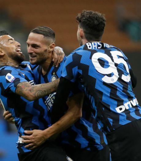 De Vrij-loos Inter draait spektakelstuk met Fiorentina in slotminuten om