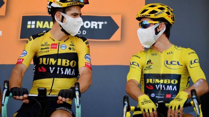 Niet Wout van Aert, maar Primoz Roglic wint prestigieuze Vélo d'Or