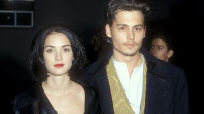 """Winona Ryder neemt het op voor Johnny Depp na beschuldigingen over mishandeling: """"Ik kan het niet geloven"""""""