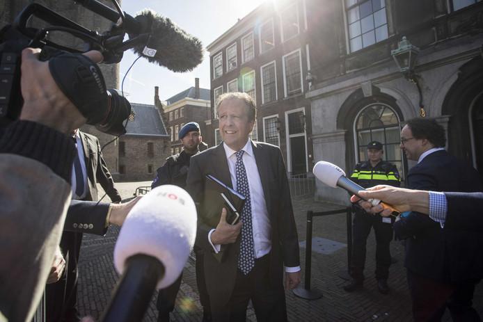 Alexander Pechtold van D66.