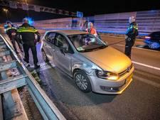 Hoogbejaarde spookrijder van A12 bij Arnhem gehaald