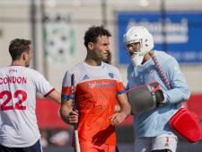 Dure nederlaag hockeyers Oranje in Eindhoven