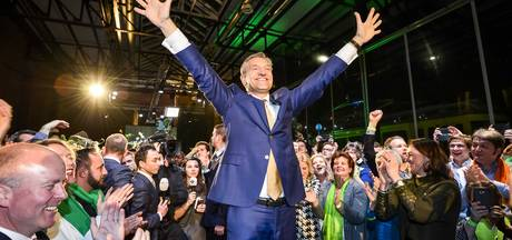 CDA  grote winnaar in Raalte