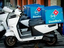 Domino's Pizza wil af van contante betalingen