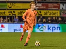 PSV wil talentvolle verdediger Sepp van den Berg (17) van PEC Zwolle overnemen