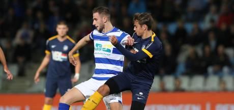 FC Eindhoven baalt van wegblijven Graafschap-fans: 'Wij willen graag altijd een vol stadion'