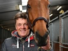 Ruiter Jeroen Dubbeldam wint 'oefenwedstrijd' in Lichtenvoorde