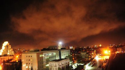 "Nachtelijke luchtaanvallen in Syrië blijken ""vals alarm"""
