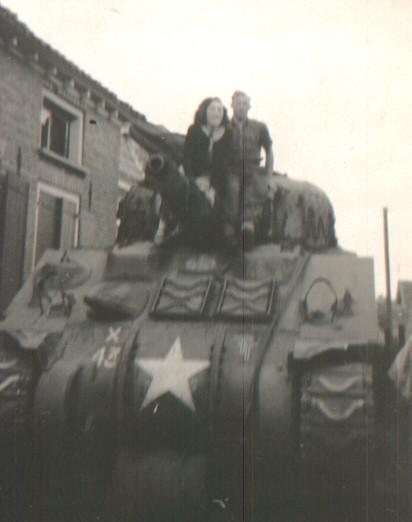 Valburg 1945.