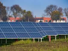 82 voetbalvelden vol zonnepanelen erbij in Flevoland