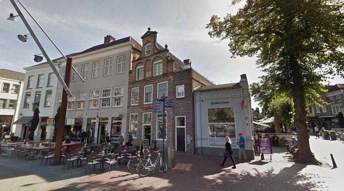 Doppio in de Visstraat is failliet