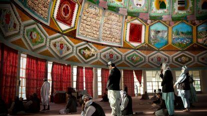 Tientallen doden bij aanslag in moskee in Afghanistan