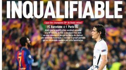 """Franse pers brandt PSG en Meunier af: """"Wereldwijd symbool van mislukking"""""""