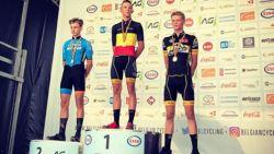 """KOERS KORT. Thibau Nys nu ook Belgisch kampioen mountainbike - Stuyven: """"Ik mag mijn eigen kans op EK gaan"""""""