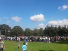 Honderden PSV-fans grijpen laatste kans om PSV-training in zomervakantie te zien