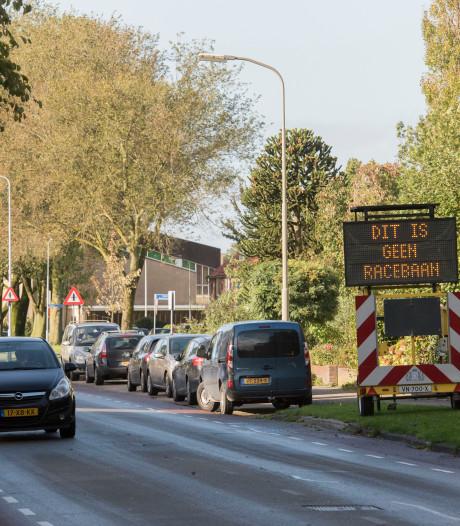 Na twee jaar wordt 'racebaan' in Harderwijk aangepakt