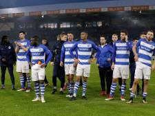 Nieuw speelschema: De Graafschap verliezer, Emmen winnaar