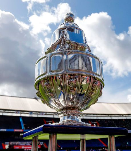 Loting TOTO KNVB Beker ongewis, amateurs in spanning
