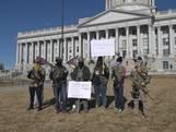 Weinig animo voor gevreesde protesten in Amerikaanse steden