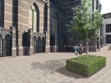 Biechtstoelen Paterskerk in Eindhoven krijgen glas