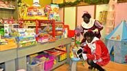 Weggeefwinkel houdt'Sint-shopping'
