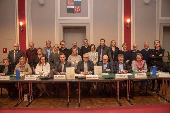 De gemeenteraad van Destelbergen komt in zijn huidige samenstelling voor het laatst samen op 20 december.