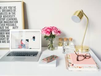 Uitgekeken op je thuiswerkplek? 11 praktische spullen om je home office in te richten