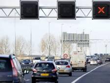 Automobilisten verbijsterd over 80 kilometer per uur op A15