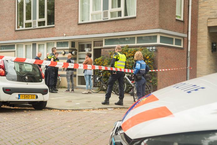 Agenten schoten in september de 37-jarige Utrechter Dustin W. neer, nadat hij een van hen had bedreigd met een mes