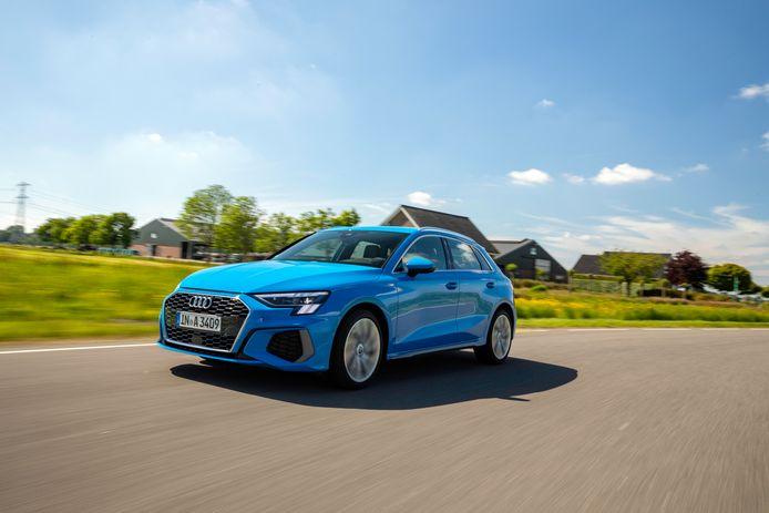 De Audi A3 Sportback