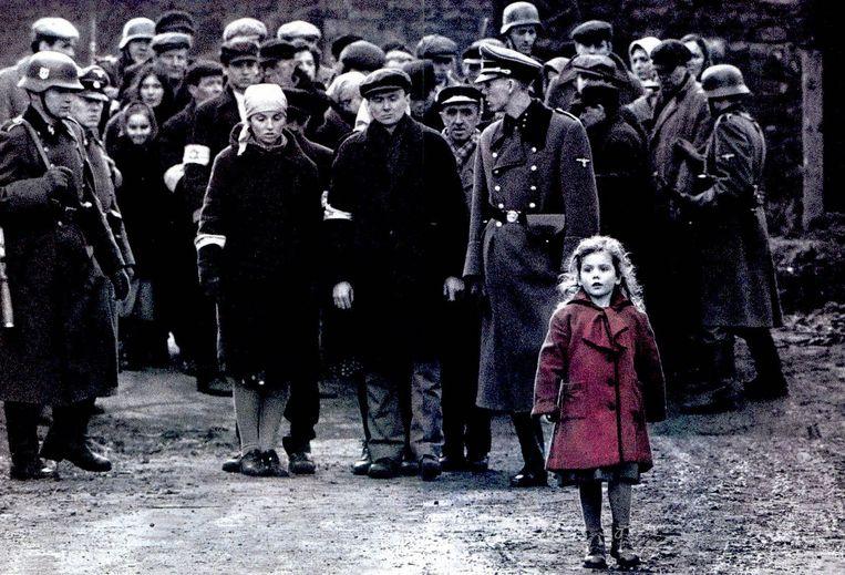 Schindler's List (Steven Spielberg, 1993). Beeld
